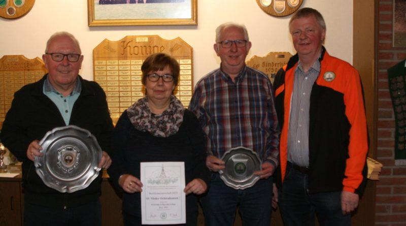 SV Nieder Ochtenhausen II holt Bezirksligatitel